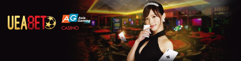 UEA8ET is the leading online casino in Thailand