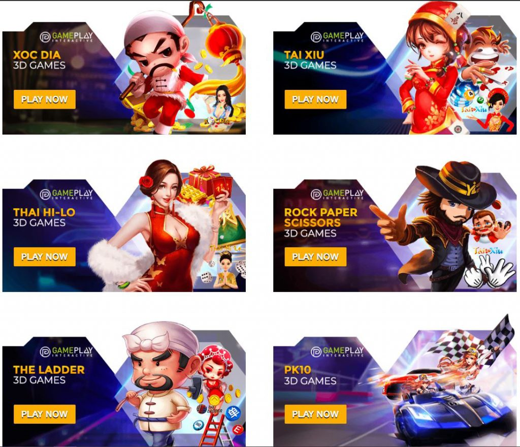 Online Game Casino AW8